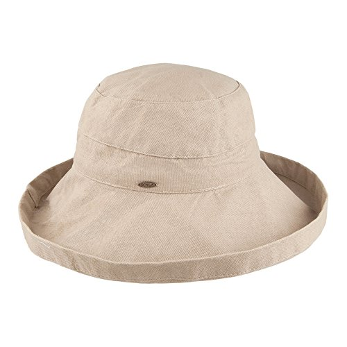 scala-hats-lanikai-packable-sun-hat-taupe-1-size