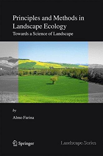 Principles and Methods in Landscape Ecology: Towards a Science of Landscape: Towards a Science of the Landscape (Landscape Series)