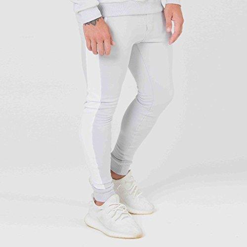 304 Clothing -  Pantaloni sportivi  - Uomo Jackson Grey