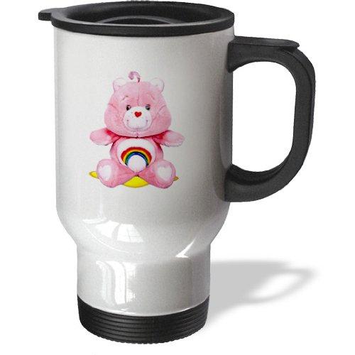 3drose-tm-1017-1-pink-care-bear-carebears-tazza-da-viaggio-in-acciaio-inox-3969-gram