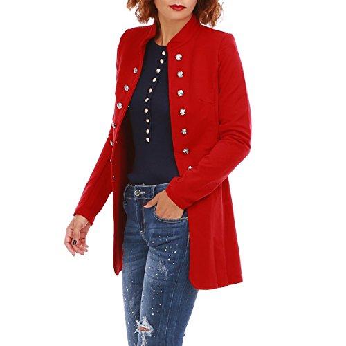 Veste officier femme la modeuse