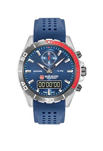 Swiss Military Herren-Armbanduhr 06-4298.3.04.003