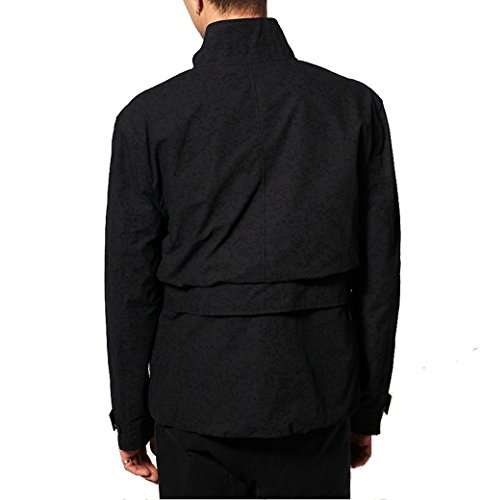 Puma By Hussein Chalayan Men's Urban Mobility Two-Lengths Jacket (557037) Black