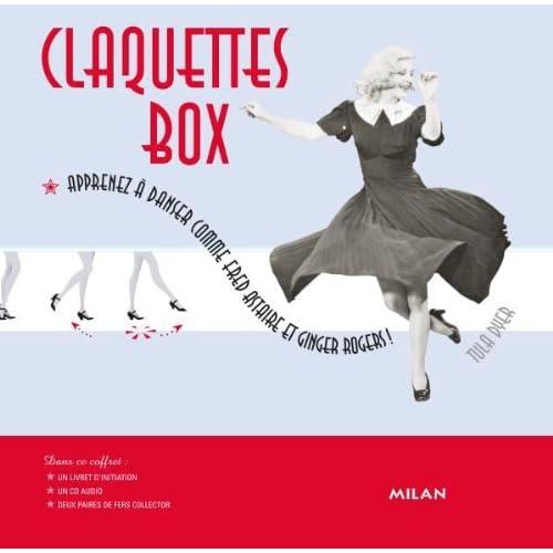 Claquettes box : Apprenez à danser comme Fred Astaire et Ginger Rogers
