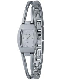 b57321115eb2 Fossil ES9645 - Reloj analógico de cuarzo para mujer con correa de acero  inoxidable