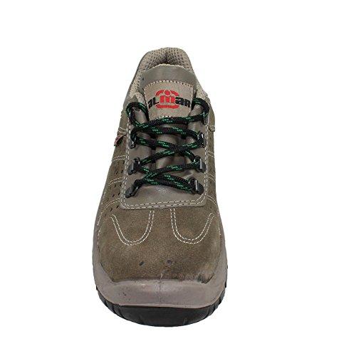 Almar grim s1P sRC chaussures berufsschuhe 00823 chaussures Marron - Marron
