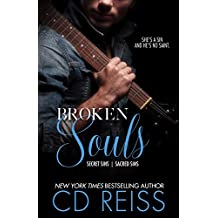 Broken Souls: Secret Sins and Sacred Sins (English Edition)