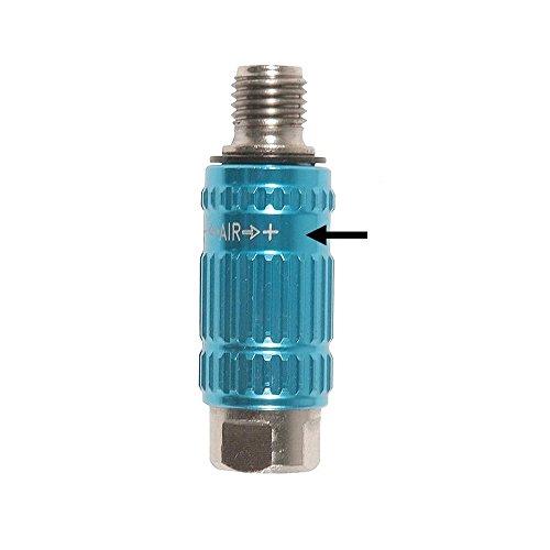Preisvergleich Produktbild Air Inline Druckregler Farbspritzern, Blow, HVLP, Gravity Feed Gun Control fmt3039