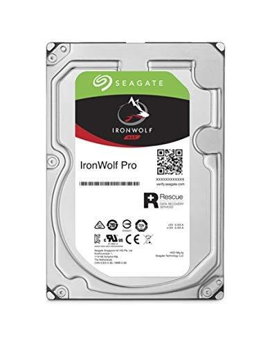 Seagate IronWolf Pro - Disco duro interno de 6 TB