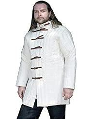 Gambeson 13th C, Medieval Gambeson, Medieval Padded Armour Coat, Reenactment Costume, LARP