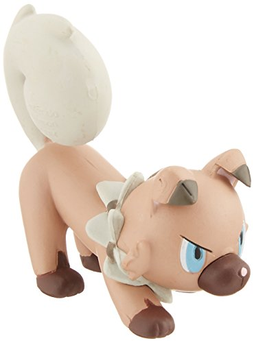 TAKARA TOMY TakaraTomy Pokemon Sun & Moon EX emc-05 Mini Action Figur, rockruff - Ex Japan Pokemon