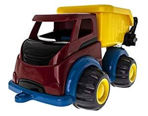 Viking Toys V81856 - Juguete (Azul), Color Rojo y Amarillo
