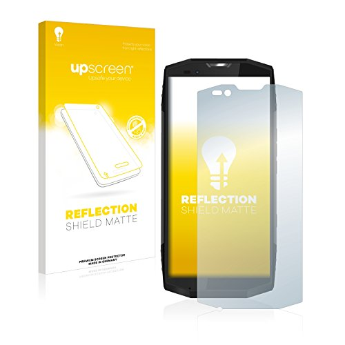 upscreen Matt Bildschirmschutzfolie für Blackview BV9000 Pro Schutzfolie Folie - Entspiegelt