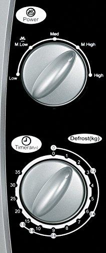Bomann MW 2235 CB Mikrowelle / 700 Watt / 35-Minuten-Timer mit Endsignal / Garraumbeleuchtung - 2