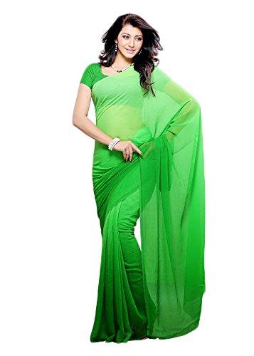 VINTAGE Girls cotton saree(VINTAGE O26_multi colour_Freesize)