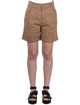 La Femme Blanche Shorts donna 6445 SHORTS COCC colore Cocco