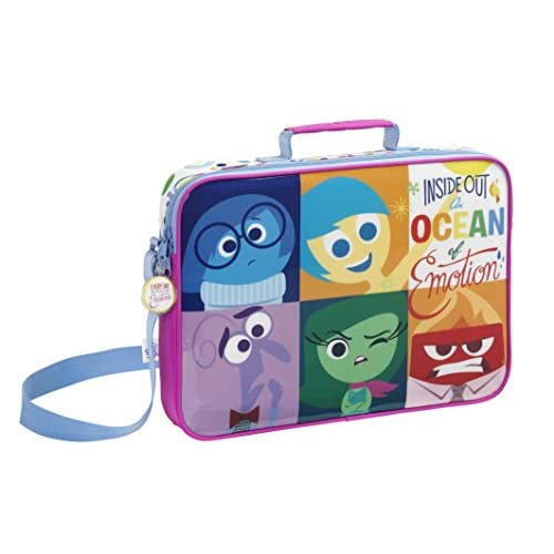 Inside Out - Cartera extraescolares (SAFTA 611526385) 2