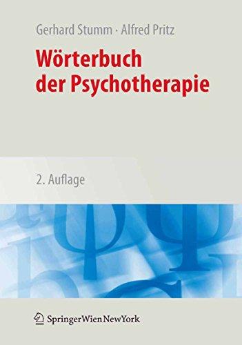 Wörterbuch der Psychotherapie (German Edition)