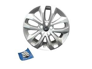 """Genuine Ford Parts 1504207 Jante en alliage 5 x2 rayons 17"""" pour Ford Kuga à partir de 2008, 1 pièce"""