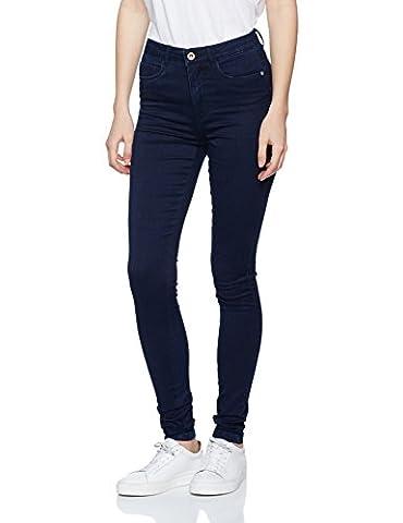 ONLY Damen Jeanshose Royal High Skinny Jeans PIM101 Noos Blau (Dark Blue Denim), 38/L32 (Herstellergröße: M)