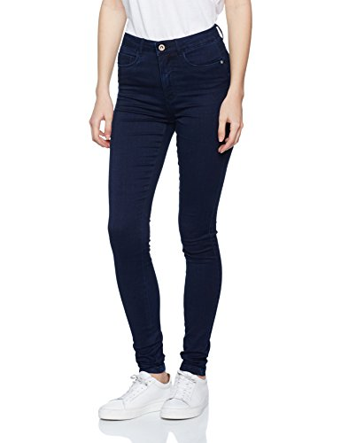 ONLY Damen Jeanshose Royal High Skinny Jeans PIM101 Noos, Blau (Dark Blue Denim), 38/L30 (Herstellergröße: M) - Bild 1