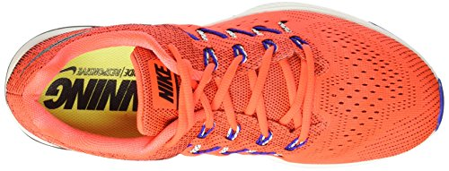 Nike Air Zoom Vomero 10, Chaussures de Sport Homme Rouge - rot (Total Crimson/Black-Sail-Racer Blue)