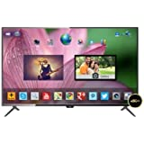 Onida 107.95 cm (42.5 inches) Android Smart LED 43UIR 4K Ultra HD With Built In Wi-Fi UHD