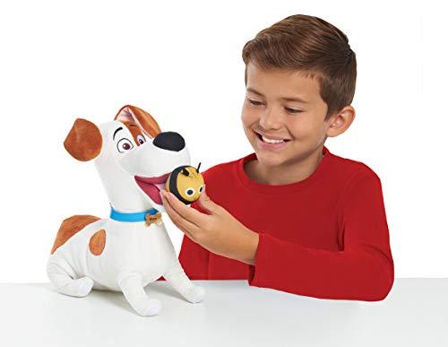 JP Secret Life of Pets 2 ECE08000 Spielzeug (Pet-spielzeug-plüschtiere)
