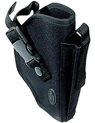 UTG Gürtelholster Deluxe Commando - Funda de armas de caza, color negro