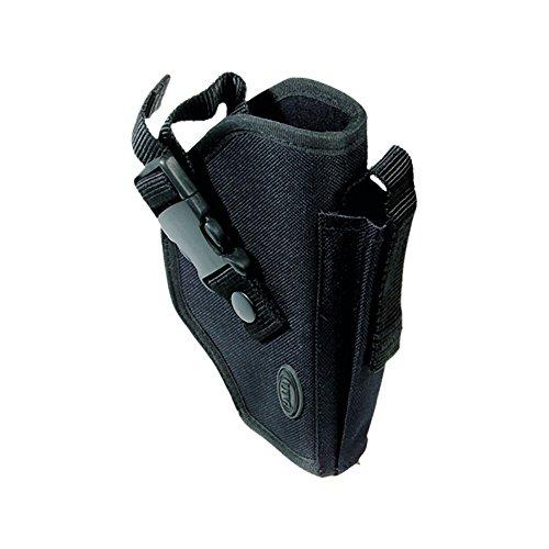 UTG Gürtelholster Deluxe Commando, Schwarz, PVC-H270B (Holster Revolver)