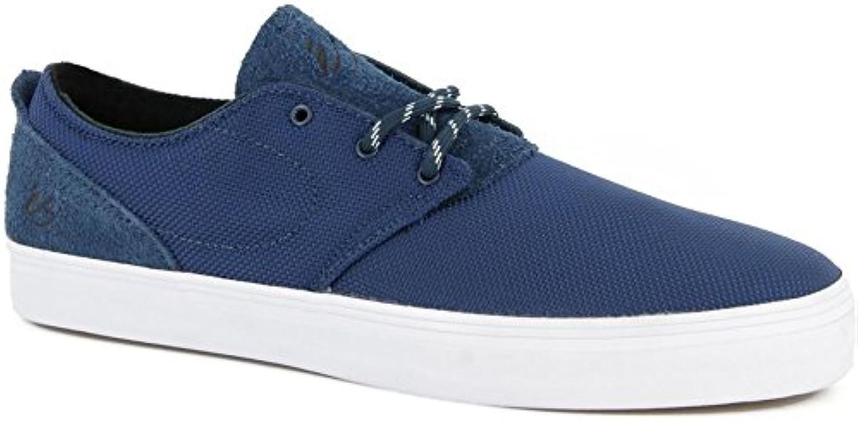 eS Skateboard Shoes Accent Navy/Gum Size 10.5  -