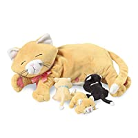 Manhattan Toy Nursing Nina Cat Nurturing Soft Toy
