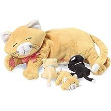 Manhattan Toy - Gato de peluche (15x25.5x16.5 cm) (107790