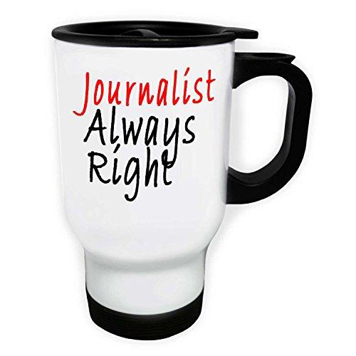 Il giornalista ha sempre ragione di nuovo...