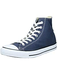 Converse Chuck Taylor All Star Core Hi, Baskets mode mixte adulte - Bleu (Marine), 36 EU