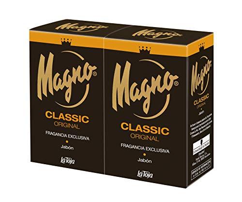 Magno Jabón - Pack de 2 x 125 g - Total: 250 g
