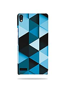 Huawei Ascend P6 Printed Mobile Back Cover / alDivo Designed Printed Back Cover For Huawei Ascend P6