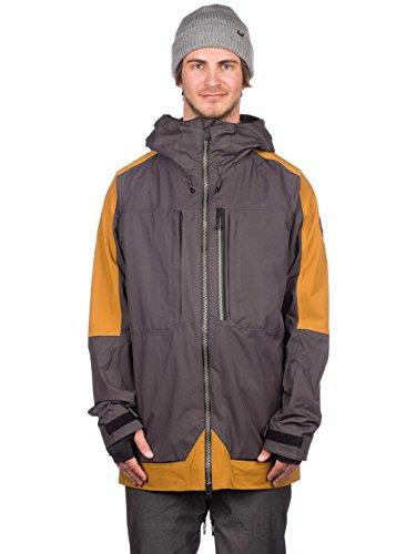 Quiksilver Herren Snowboard Jacke Travis Rice Stretch Jacke