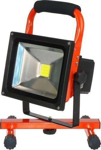 Hückmann XCell LED-Arbeitsscheinwer 20W Akku/Netzbetr 137996