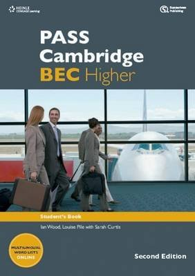 [(PASS Cambridge BEC Higher)] [ By (author) Russell Whitehead, By (author) Anne Williams, By (author) Paul Dummett, By (author) Colin Benn, By (author) Ian Wood, By (author) Louise Pile, By (author) Paul Sanderson, By (author) Michael Black ] [February, 2012]