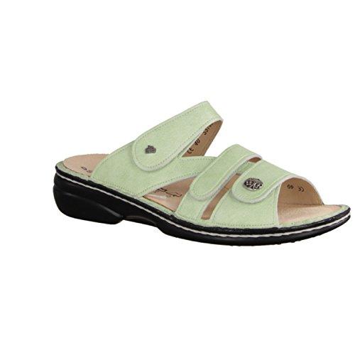 Finn Comfort–sandali Ventura da donna soft menta, Verde (verde), 41 Verde