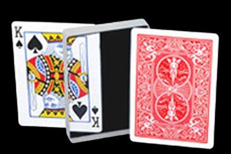 Magic Tricks - Glass Card (Omni) Deck - Trick by