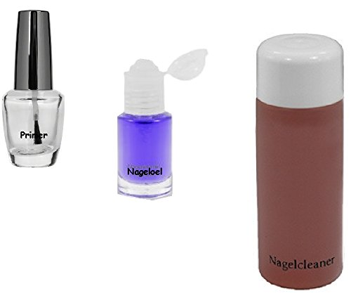 Nagelstudio Starter Set | UV Gel Set | Nagelfräser | UV Lampe 36 Watt | Nailartmix | Uv Farbgele| - 6