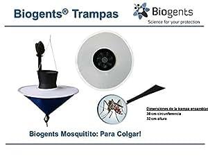 Biogents 4260170380302 Mosquitito Piège pour Moustiques pour 75 m²