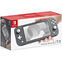 Nintendo Switch Lite, Standard, grau
