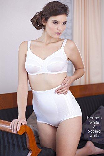 Benefit - Hannah Soutien-Gorge D'Allaitement - grandes tailles - 5 coloris Blanc