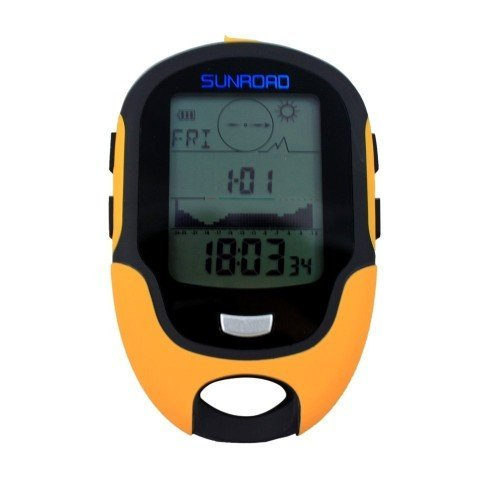 41I cTREvNL. SS500  - Home Care Wholesale Multifunction Digital Altimeter Barometer Compass for Outdoor Sports (Sunroad Model FR-500)