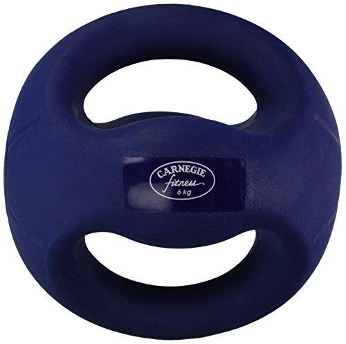 Carnegie 6kg Fuerza fútbol balón Medicinal Asas