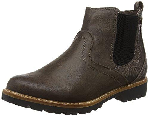 Bruno Banani Damen Bootie Chelsea Boots Braun 310 TORF 821750b0a1