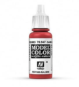 VALLEJO-3070947 70947 Vallejo Model Color Mate Berm, Multicolor (3070947)